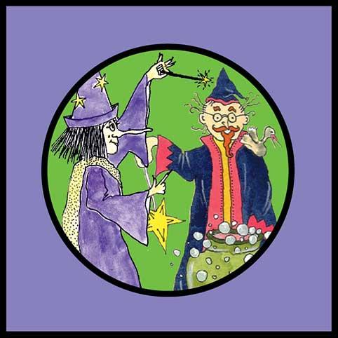 heksen tovenaars kinderspeurtocht spannend 7 jaar