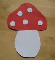 paddenstoel knutselen kabouterfeest speurtochten.nl