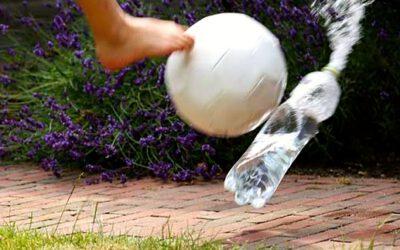 Watervoetbal